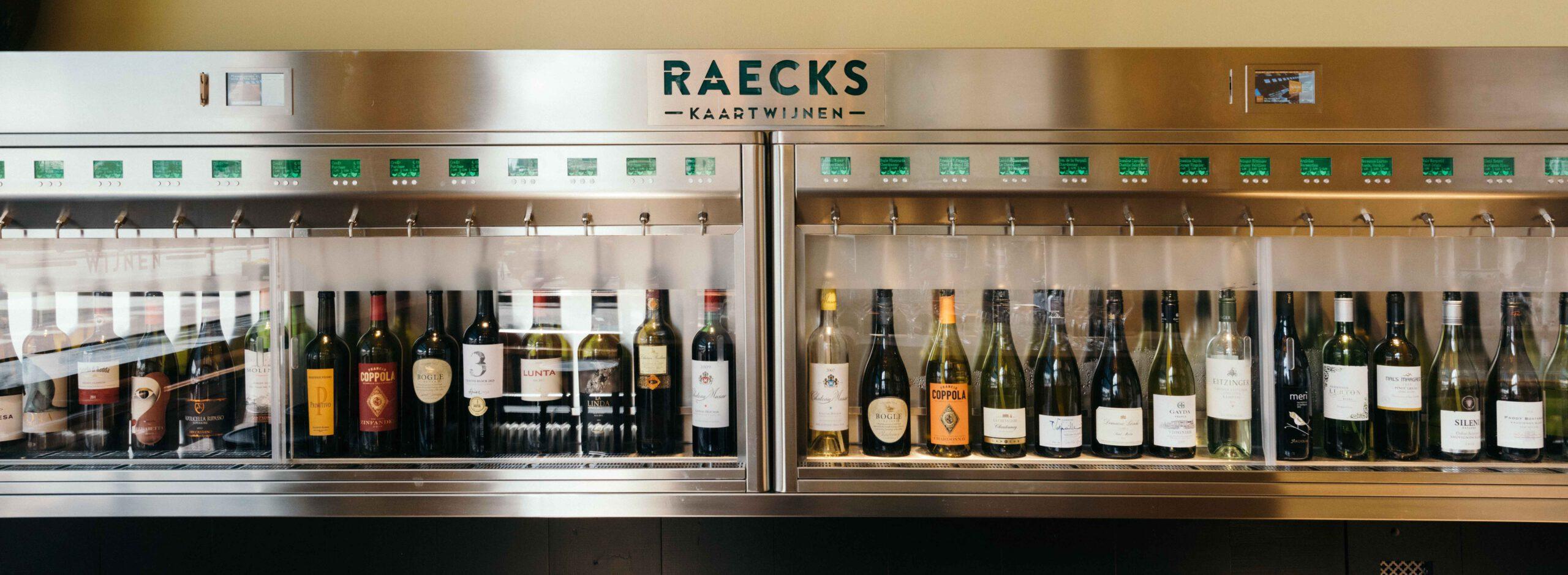 Wijn Haarlem Raecks